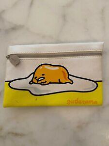 Lazy Egg GUDETAMA SANRIO Cosmetic Pouch / Make-up Bag - Ipsy Meh…