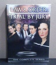 Law & Order Trial By Jury - The Complete Series   (DVD)  w/Slipcover   LIKE NEW