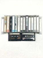 Lot of 17 Maxell UD XL II C90 C60 High-Level Bias Cassette Tapes Japan