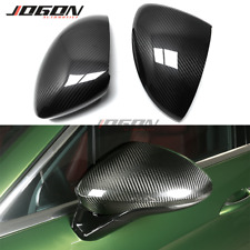 Full Carbon Side Rearview Mirror Cover For Porsche Panamera 971 2017 2018 2019