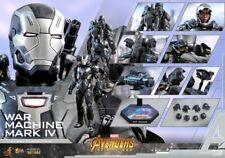 Hot Toys MMS499D26 The Avengers 3: Infinite War War Machine MK4  Mark IV Collect