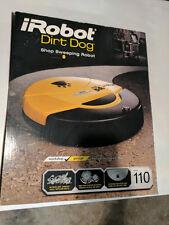 iRobot Dirt Dog Shop Sweeping Robot - NIB New in Box