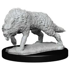 RPG Miniatures Townsfolk and Animals Deep Cuts Unpainted Minis: Timber Wolves