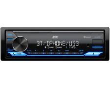 JVC KD-X372BT Radio Autoradio USB Spotify Remote Iphone Alexa Bluetooth Tuner