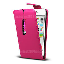 Flip Leather Case Cover For Apple IPhone 3GS / 4 4S / 5 5S 5E / 6 6S / 6 6S Plus