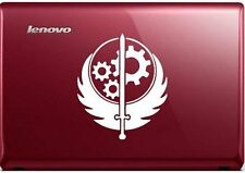 BROTHERHOOD OF STEEL PC GAME Laptop Vinyl die cut decal sticker