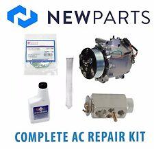Honda Civic Si L4 2L 08-11 Complete A/C Repair Kit Compressor with Clutch