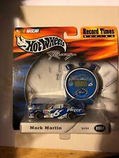 Nascar Mark Martin 2002 Stop Watch Car 1:64 Scale