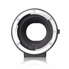 Meike MK-C-AF4 AF Auto Focus Lens Mount Adapter Ring for Canon EOS EF-S to EF-M