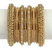 Designer Bollywood Bridal Bangle Bracelet Wedding Wear Indian Women Jewelry