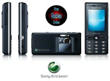 Sony Ericsson K810i Noble Blue (Ohne Simlock) 3G 3,2Mp CyberShot Xenon Radio GUT