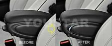 US Seller Armrest Center Console Trim 2x GLOSS BLACK for MINI Cooper F55 F56 F57