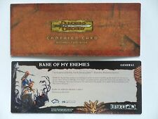 D&D Gameday 2005 Campaign Card-Bane Of My Enemies #7-Mark Of Heroes RPGA