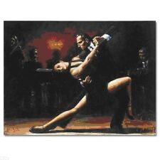 "Fabian Perez      ""Tango IV""    MAKE  OFFER"