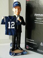 2012 ANDREW LUCK DRAFT DAY BOBBLEHEAD - COLTS #1 DRAFT PICK up to only 504 made