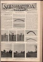 1908 Scientific American Supp June 27-Boomerangs;Curie;Venus de Milo; Index