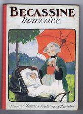 Bécassine nourrice. PINCHON 1926