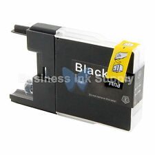 1 BLACK LC71 LC75 Compatible Ink Cartridge for Brother LC75BK HIGH YIELD LC71BK