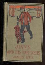 Jinny and His Partners by James Otis, 1894