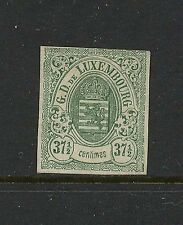 Luxembourg 11  unused  catalog  $400.00