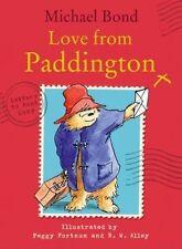 Love from Paddington, Bond, Michael, New Book
