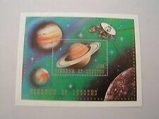 Lesotho - Block 8, postfrisch, Raumfahrt