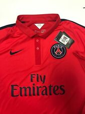 Authentic Nike PSG 2014 Jersey XXL 2XL Free Shipping NWT Paris Saint Germain