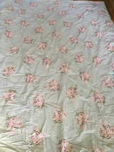 Rachel Ashwell Simply Shabby Chic Bella Rose Twin Comforter,Cottage Pink Roses