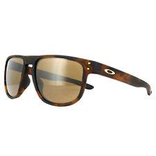 Oakley Sunglasses Holbrook R OO9377-06 Dark Tortoise Prizm Tungsten Polarized