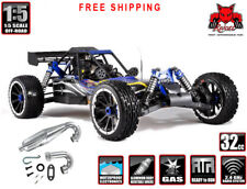 REDCAT RACING DUNERUNER V3 4WD 1/5 32CC GAS BUGGY + TUNED PIPE **FREE  SHIPPING*