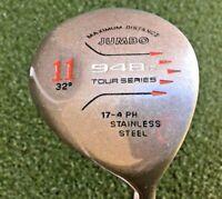 """Tour Series Jumbo 948c 11 Wood 32* / RH / Regular Graphite ~38.5"""" / mm2368"""