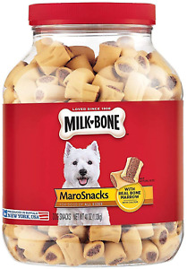 Dog Snacks Food Flavor Treats Bone Marrow Calcium Healthy Pet Puppy Treat 40 oz