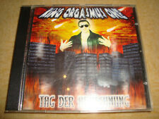 KING ORGASMUS ONE - Tag Der Abrechnung (RARITÄT!) SIDO B-TIGHT BUSHIDO TAKTLOSS