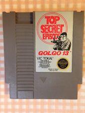 Golgo 13 NES Vic Tokai
