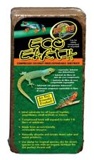 New listing Zoo Med Eco Earth,Single Brick,For Types of Reptiles,Amphibians,Small Animals