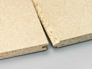 Loft Floor Boards T&G Chipboard 3 Sheet Pack 18mm Covers 1.17 m2 in total.