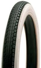 "Raleigh 20"" X 1.75"" Custom Whitewall Bike Bicycle Tyre T1703"