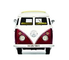 ORIGINAL VW T1a T1c Samba Bus Schuco ROUGE 1964 1:43 231099300e Y3D NOUVEAU