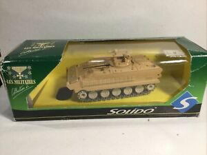 Solido Military 6076 AMX 10 Tank Very Near Mint In Box