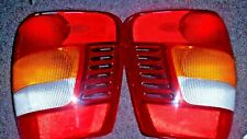 UESD OEM 02-04 Jeep Grand Cherokee Tail Lamp Light RIGHT&LEFT Side MOPAR BRAND