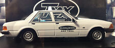 Trax 1/43 Aussie Taxi Series TR84E Ford Falcon GL Black and White Cabs