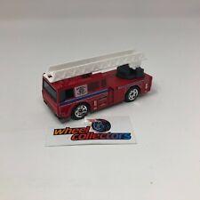 Fire Engine 2006 * Matchbox Diorama LOOSE 1:64 * F1042