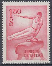 Österreich Austria 1962 ** Mi.1121 Sport Turnen Sports Gymnastics
