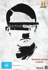 HUNTING HITLER - SEASON 1 (History Channel Doc)  - DVD - Region 2 UK Compatible