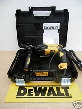 BRAND NEW DEWALT D25133K 3 MODE 800W SDS HAMMER DRILL 110v