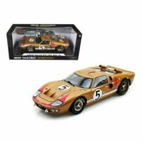 SHELBY COLLECTIBLES 403 408 426 FORD GT40 Mk.II Mk.4 Le Mans models 1966 67 1:18