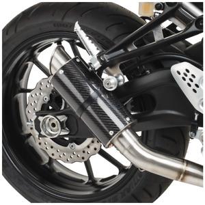 Hotbodies 814012400 MGP Growler Full Exhaust Carbon Fiber Yamaha FZ-07 14-21