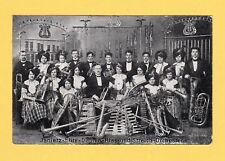 um 1910 AK Janietz-Elite-Damen-Blas- und Streich-Orchester