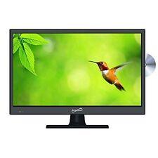Supersonic 13 Zoll 12v AC/DC HD LED LCD TV Fernseher mit DVD CD Player HDMI USB
