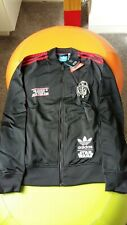 """Deadstock  Adidas Star wars """"Darth vader"""" Track Top. size Large 40-42 inch chest"""
